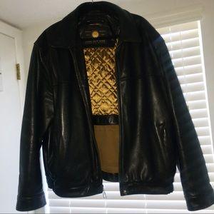 NWOT HOST PICK Andrew Marc New York Leather Jacket